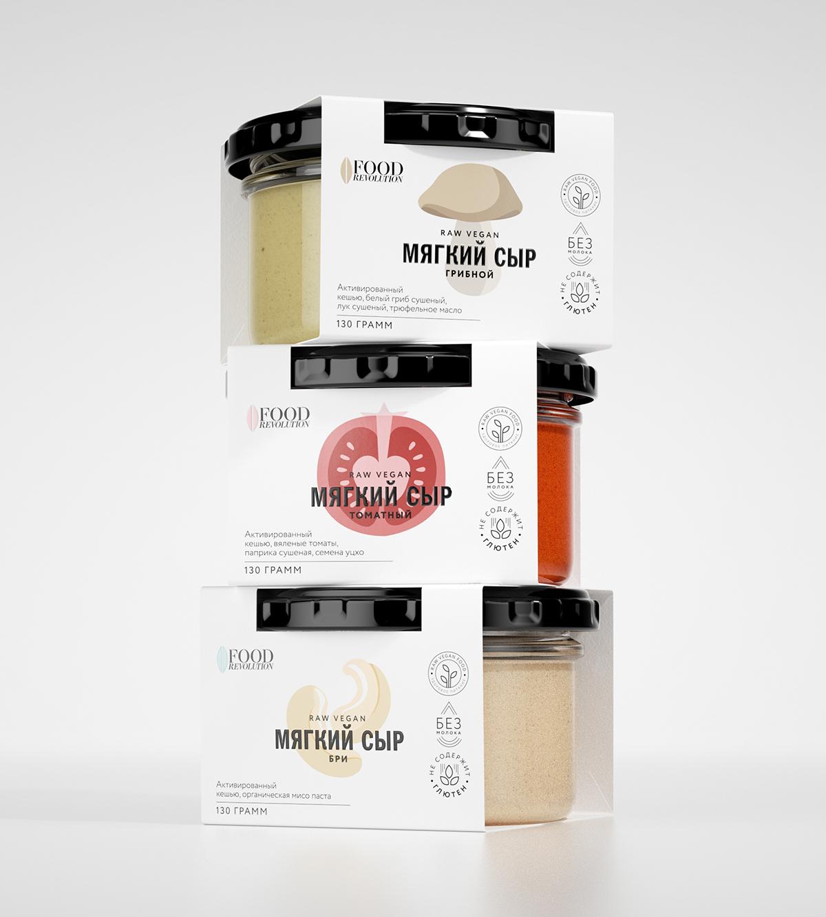 веганский сыр упаковка