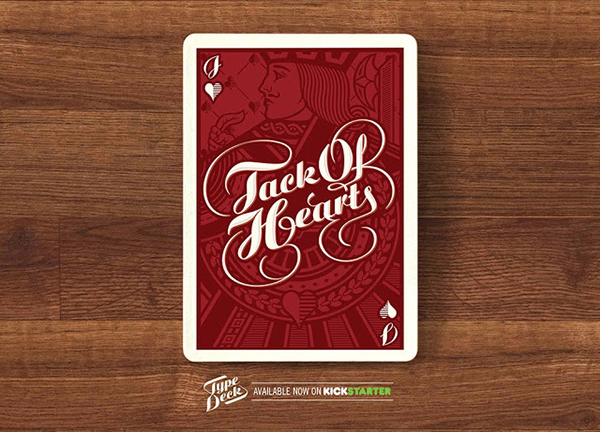 The Type Deck (5)