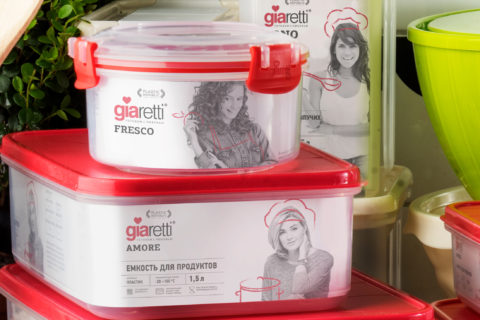 Giaretti: kitchen accessories with Italian spirit