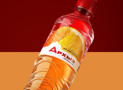 Arkhyz sport water limited edition
