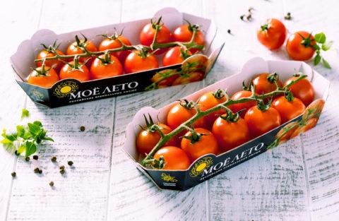 Umbrella brand of fresh vegetables Agroinvest