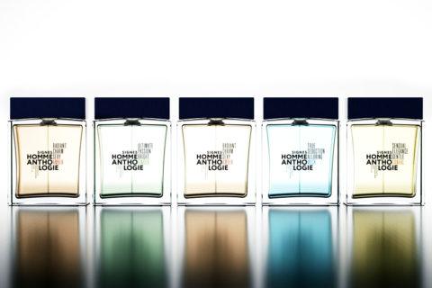 """Redesign of a men's fragrance """"Anthologie"""""""