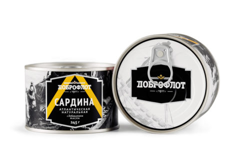 Made at sea: development of the Dobroflot brand