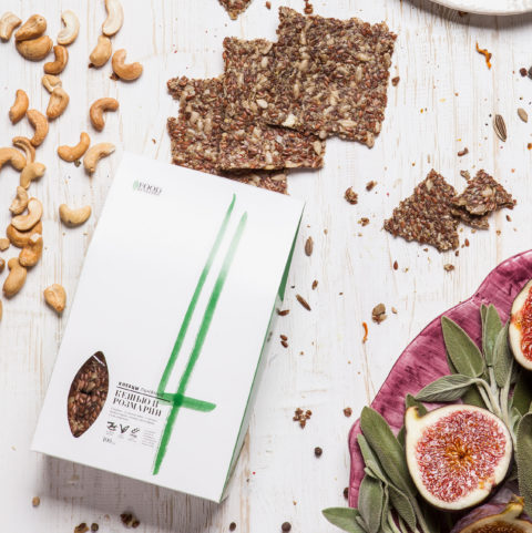 """A line of healthy products """"Food Revolution"""""""