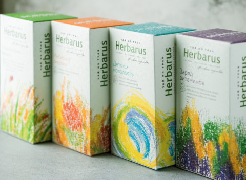 Herbarus, the tea for inspiration