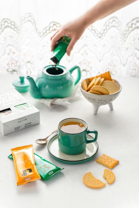 I wish you some good tea!