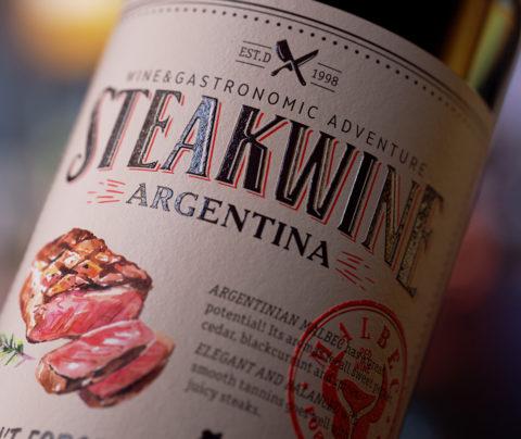 Steakwine – wine for steaks