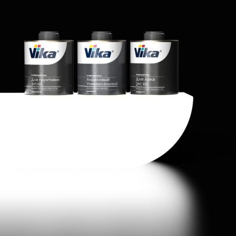 """Let There Be Color!"": Redesign of Vika Car Repair Materials"